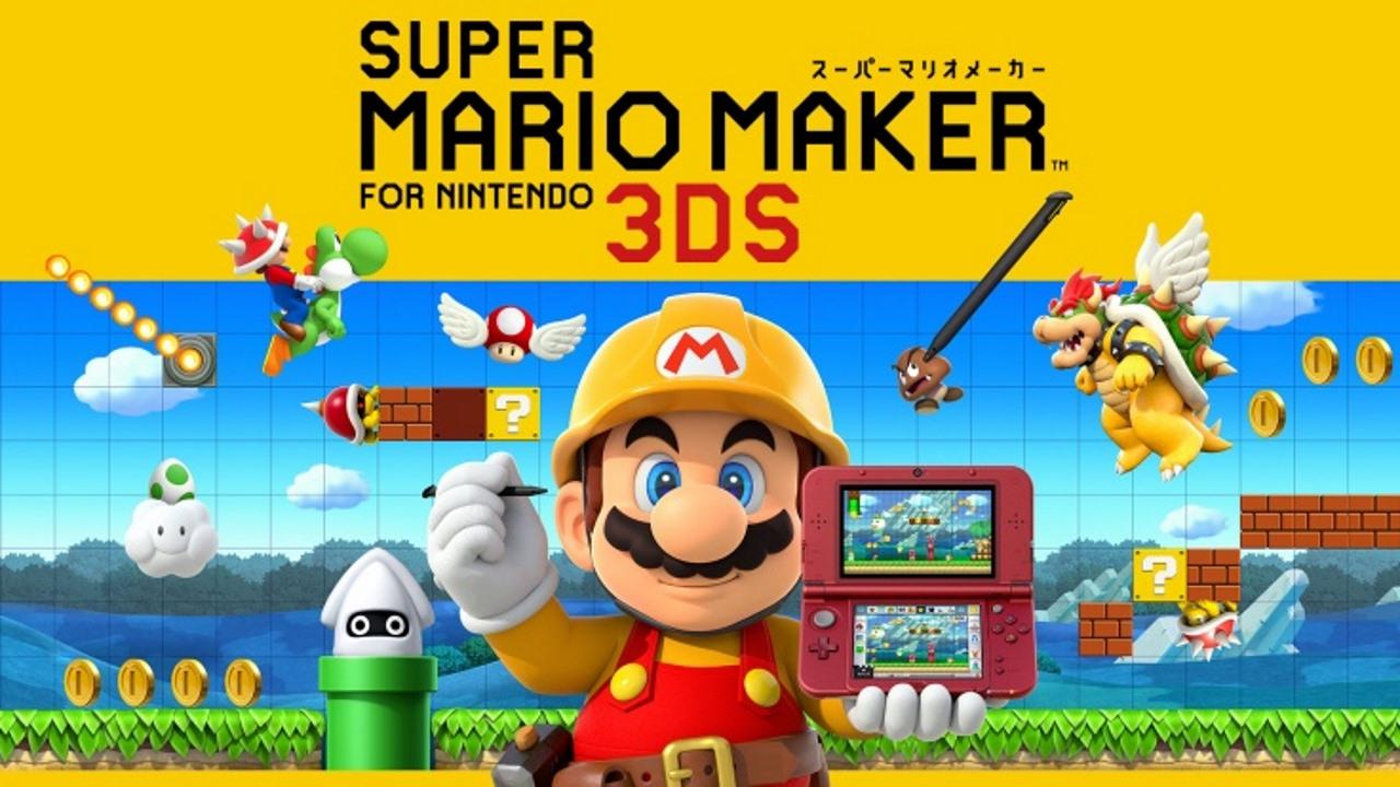 Super Mario Maker for Nintendo 3DS: svelato il filesize del gioco in ...