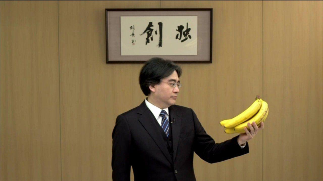 Satoru Iwata un anno dalla morte