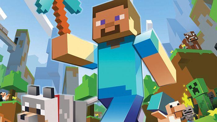 versione fisica di Minecraft per Wii U Minecraft Wii U Edition PEGI