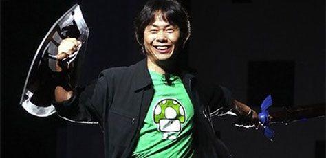 Shigeru Miyamoto film Nintendo
