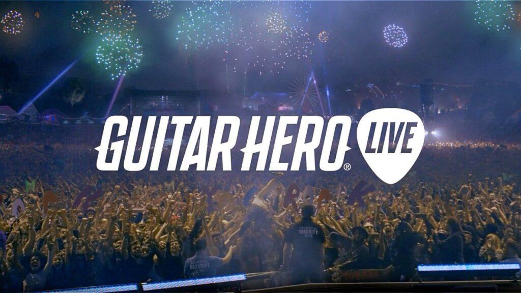 Guitar Hero Live Evanescence Iggy Pop The White Stripes nuovi brani Licenziamenti in casa Activision basse vendite di Guitar Hero Live e Skylanders Arena Rivali modalità competitiva