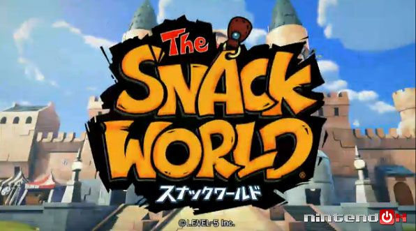 the snack world level 5 vision
