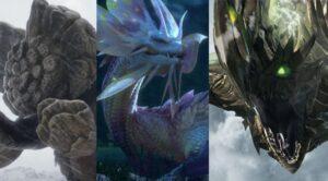 Mago Nero collaborazioni di monster hunter Monster Hunter Generations
