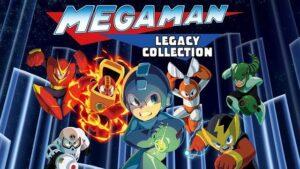 amiibo d'oro di mega man capcom nega la distribuzione Mega Man Legacy Collection nintendo minute