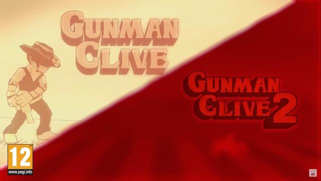 Gunman Clive HD Collection vendite