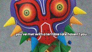 Majora's Mask 3D Link Nendoroid