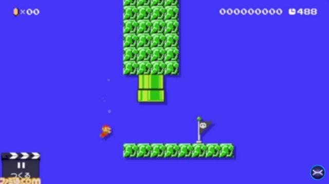 Super Mario Maker e i motivi manutenzione straordinaria