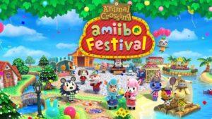 Animal Crossing amiibo Festival free to start