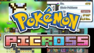 Pokémon picross Jupiter Pokémon Picross su 3DS presto disponibile