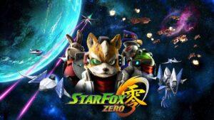 sito giapponese di Star Fox Zero data d'uscita di Star Fox Zero video confronto sequenza introduttiva amiibo Digital Foundry