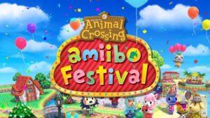 settimana 47 diorama porta amiibo di Animal Crossing