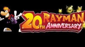 rayman compie 20 anni