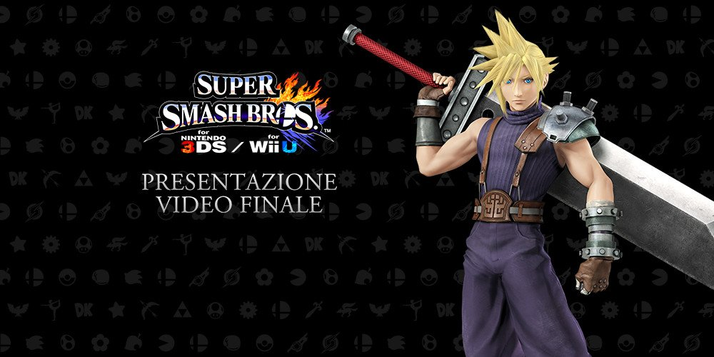 Final Video Presentation di Smash Presentazione finale di Super Smash Bros.