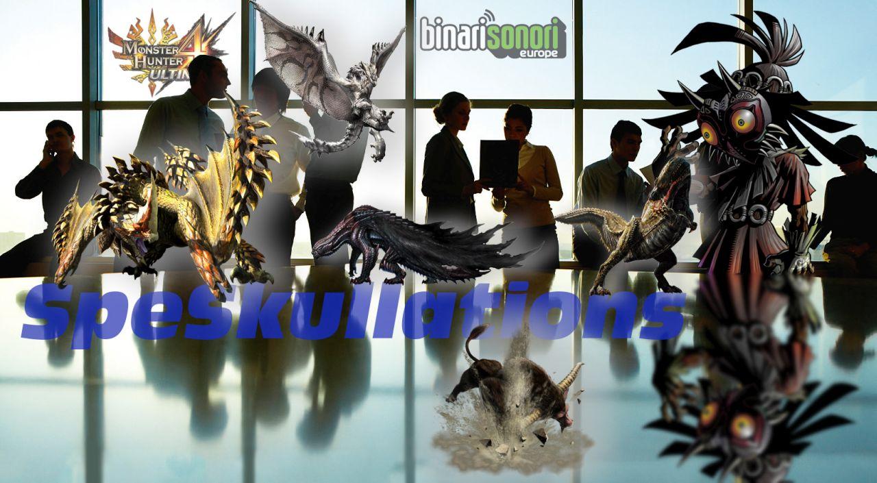 localizzazione di Monster Hunter 4