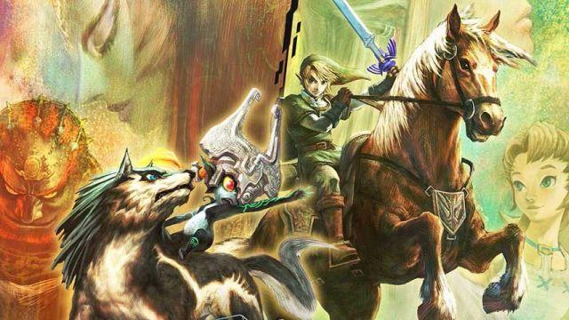 fotorealismo comunicazione Zelda Twilight Princess HD più veloce rispetto a Wii video comparativo The Legend of Zelda: Twilight Princess Manga tema 3DS Intervista ad Eiji Aonuma e Tomomi Sano Motion Controls nato il progetto