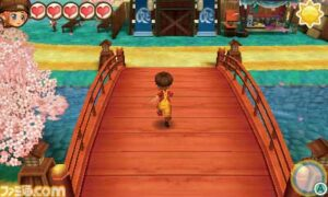 Story of Seasons: Good Friends of Three Villages personaggi di Wes Town