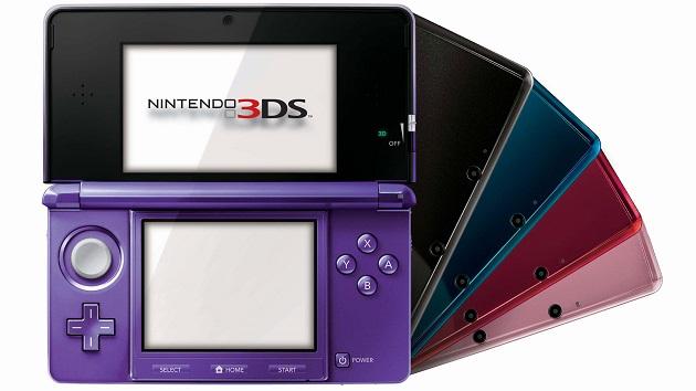 previsioni di vendita del 3DS Nintendo 3DS custom firmware Nintendo 3DS
