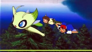 Pokémon X, Y e ORAS Celebi