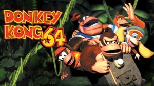 Donkey Kong 64 Unreal Engine 4