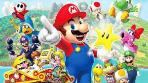 Mario Party Fushigi no Challenge World video e immagini