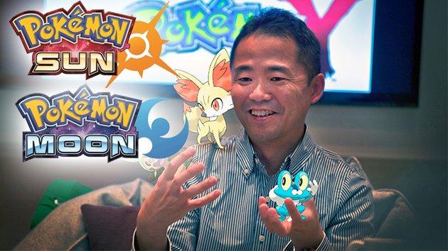 Masuda Pokémon Sole e Luna