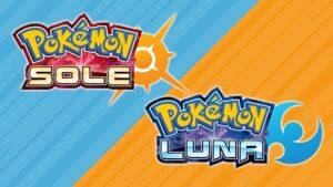 Game Freak Pokémon Sole e Luna Solgaleo Lunaala prime informazioni 10 maggio video starter primo video gameplay GO