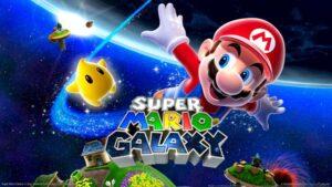 Super Mario Galaxy porta