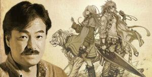 Bravely Default Hironobu Sakaguchi
