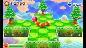 Kirby Planet Robobot minigiochi