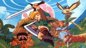 Marin Hyrule Warriors Legends