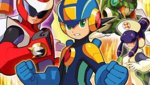 Mega Man Battle Network horror
