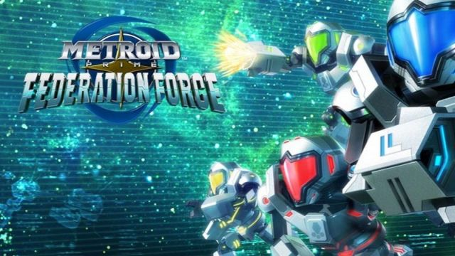 Metroid Prime: Federation Force data sito teaser