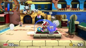 Paper Mario: Color Splash data di uscita analisi