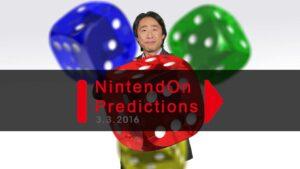 Nintendo Direct del 3 marzo