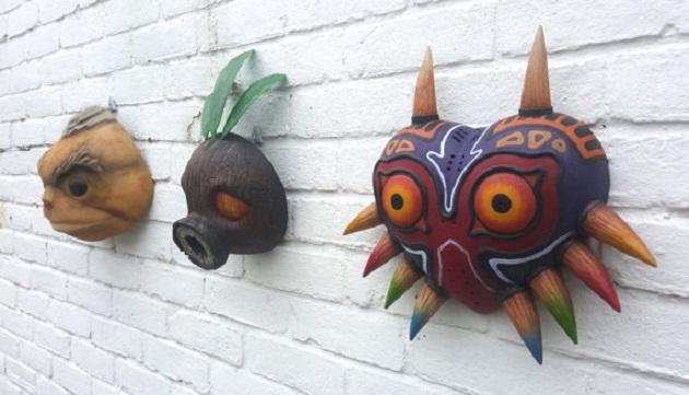 maschere di Majora's Mask