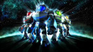 metroid prime federation force gameplay sistema di controllo