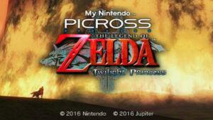 My Nintendo Picross Twilight Princess
