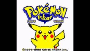 Pokemon Versione Gialla
