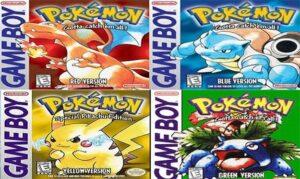 Pokémon di prima generazione