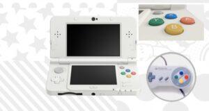 nuovi importanti giochi Virtual Console SNES su New 3DS switchare tra primo e secondo controller
