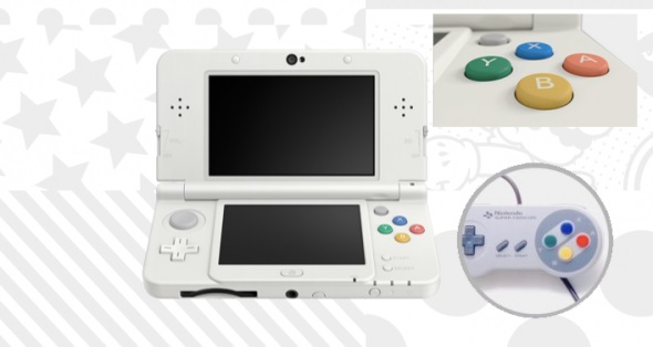 nuovi importanti giochi Virtual Console SNES su New 3DS switchare tra primo e secondo controller