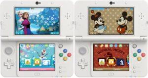Nintendo 3DS temi