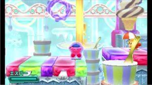 Kirby Planet Robobot armature scontri con i boss