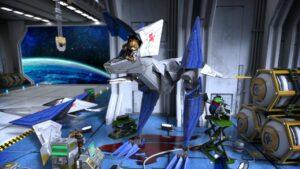 Star Fox Zero origami