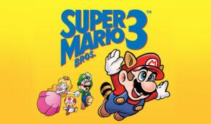 Super Mario Bros. 3 animazione