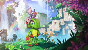 7 minuti di gameplay Yooka-Laylee Rare E3 2016 Playtonic modalità multiplayer