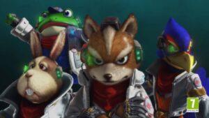 Star Fox Zero spettacolare nel trailer di lancio italiano tema nintendo 3ds dati NPD aprile 2016
