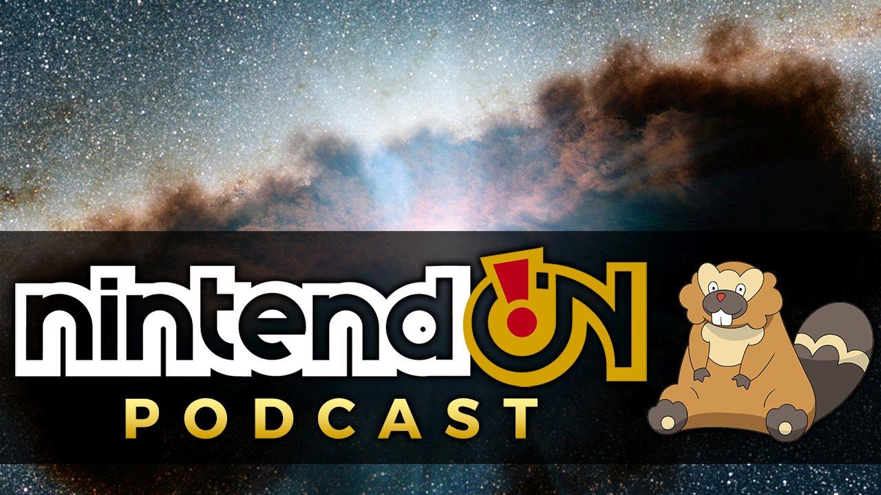 NintendOn Podcast Bibarel c'est un trou noir