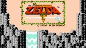 The Legend of Zelda World Video Game Hall of Fame