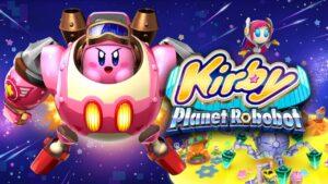 Kirby: Planet Robobot amiibo